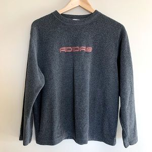 Vintage Adidas Fleece Sweater Made in Canada!